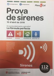 Prova de sirenes