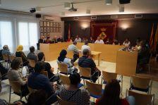 Sessió plenària del 31 de maig