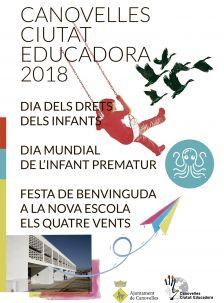 Canovelles ciutat educadora 2018
