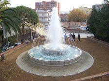 Font del parc de Can Carrencà