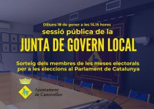 JUNTA GOVERN LOCAL